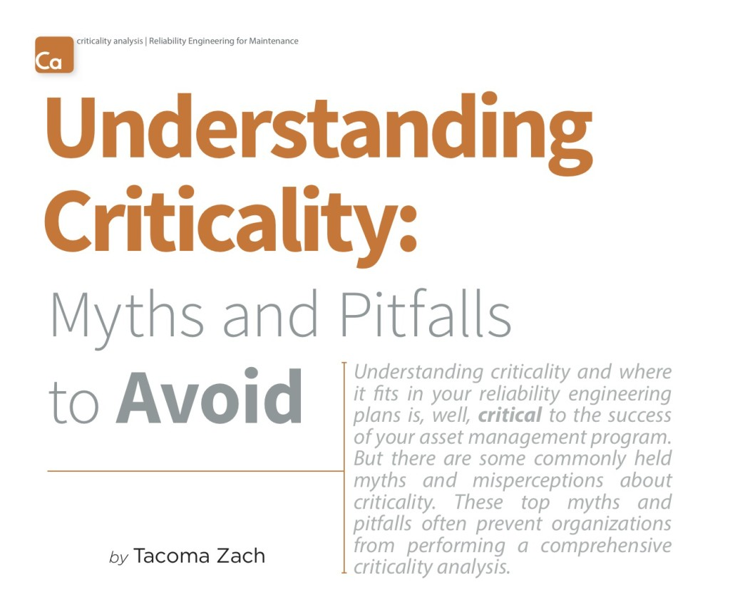 criticality analysis, criticality, reliability
